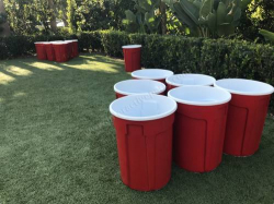 Giant Beverage Pong